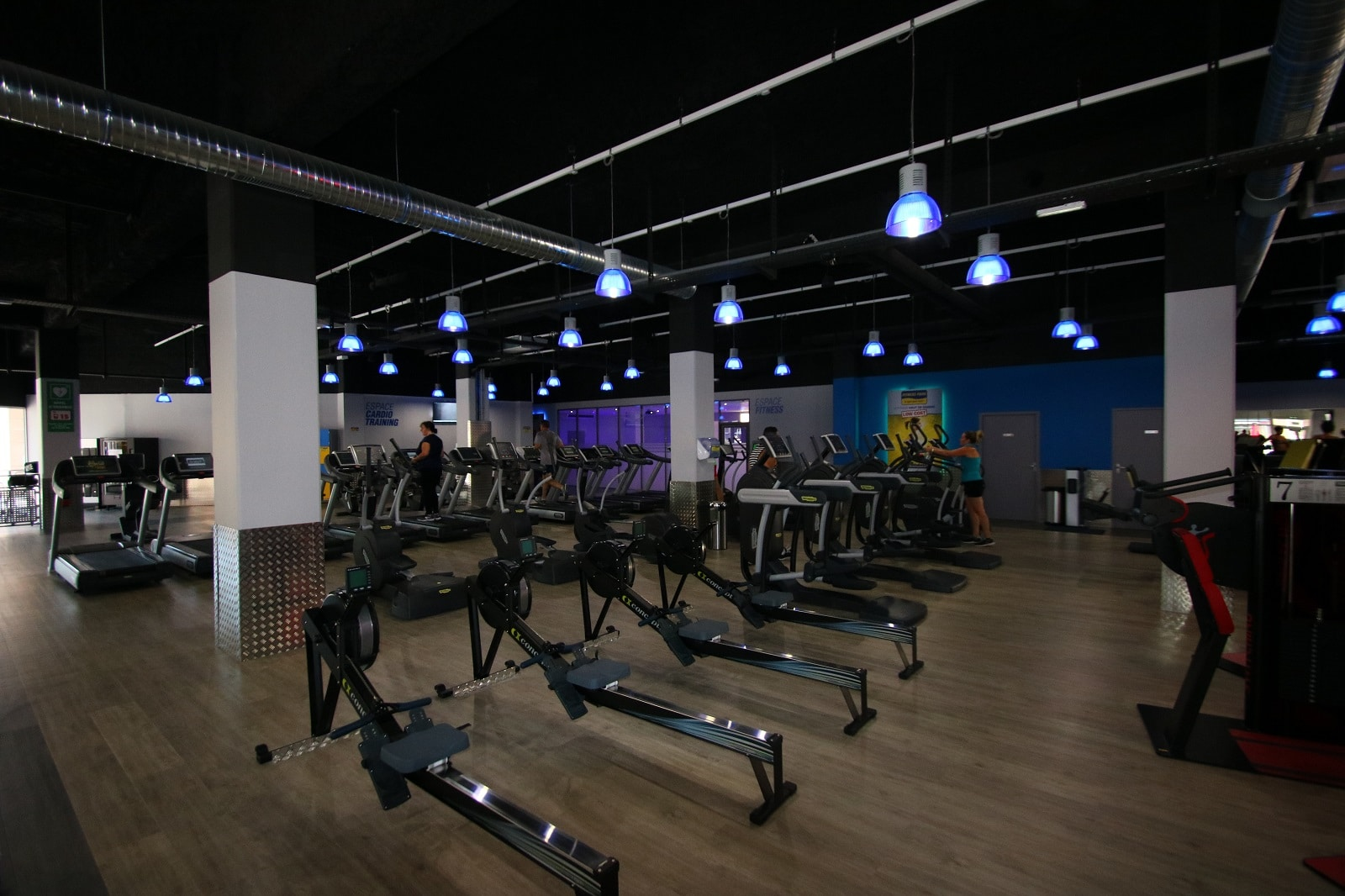 fitness park espace cardio toulon perte de poids endurance. Black Bedroom Furniture Sets. Home Design Ideas